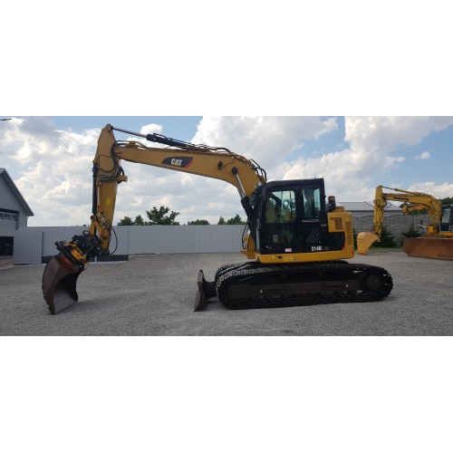 Caterpillar 314 D L CR