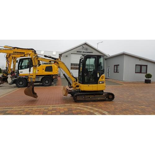 Caterpillar 303.5 E CR